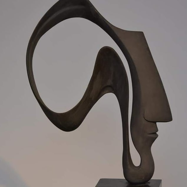 Untitled, bronze