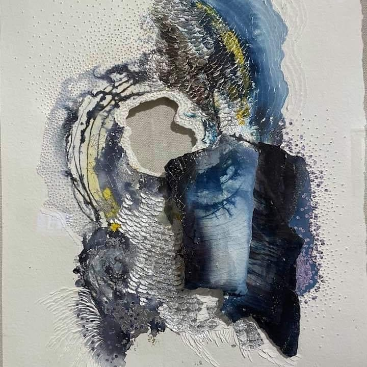 Mariam Faried, Untitled, Mixed media